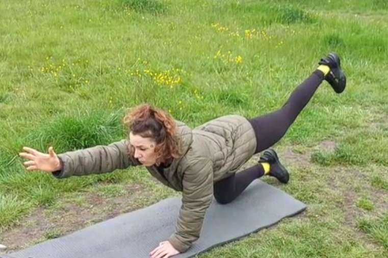 Core training workouts   Stratford   East London