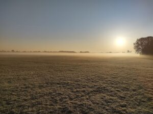 Sunrise over Wanstead Flats | Forest Gate | Leytonstone Personal Trainer