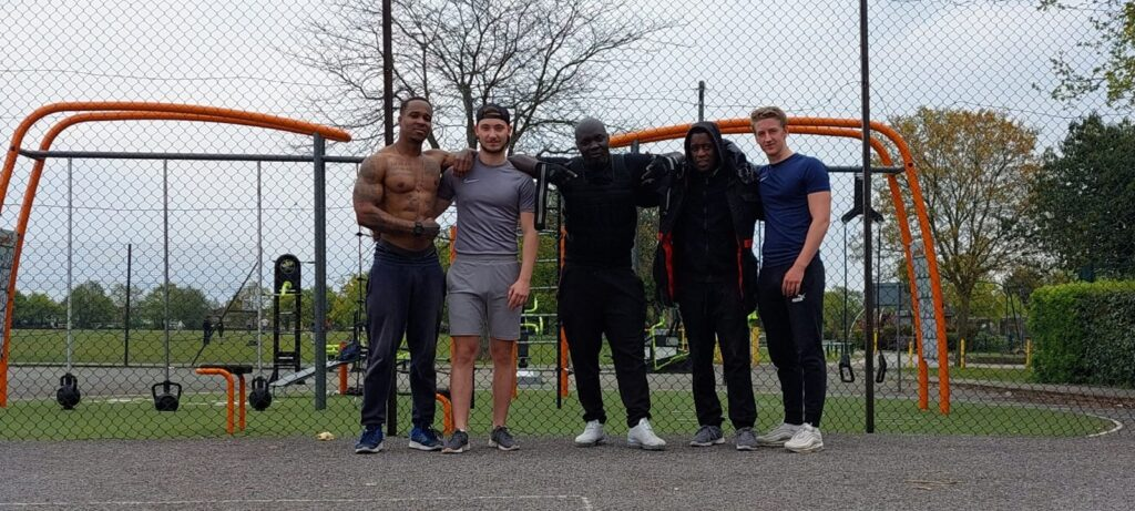 Clayhall Park | Ilford |Personal Trainer