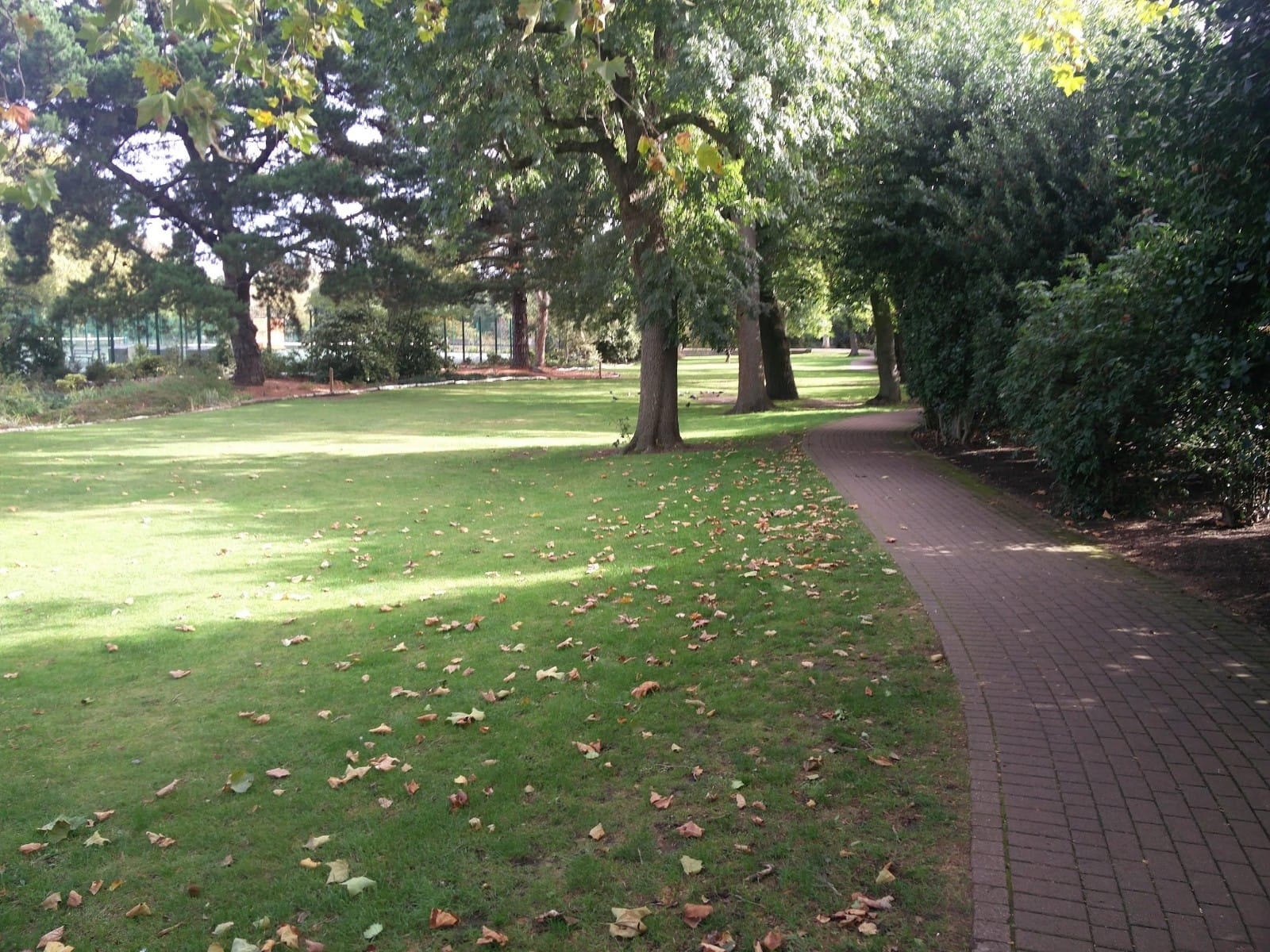 Photo Gallery of West Ham Park | Stratford | Personal Trainer advice