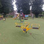 Children's play area   St. James Park   Walthamstow   Personal Trainer