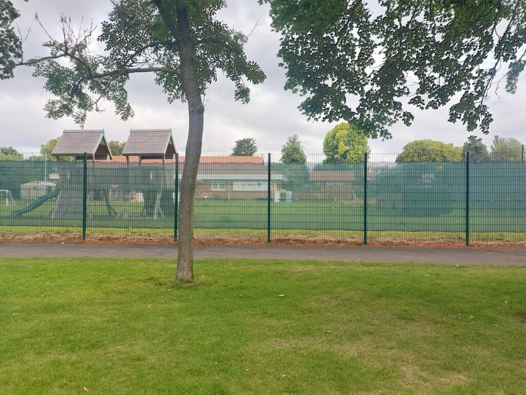 More Tennis Courts at Valentine's Park | Personal Trainer Tips | DBworkouts.co.uk
